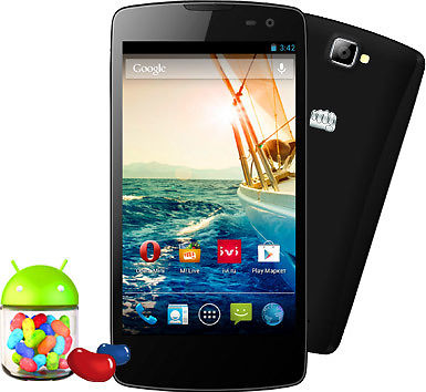 Micromax Canvas Tube A118r with Android Jelly Bean launched in India for Rs. 8,599