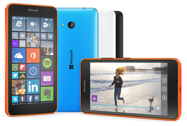Microsoft Lumia 640 with 5 inch HD screen announced at MWC