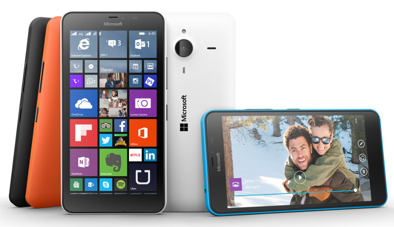 Microsoft Lumia 640XL with 5.7 inch screen, 13 MP camera announced