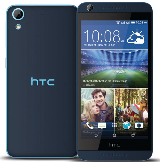 HTC outs HTC Desire 626G+ Dual Sim in India for Rs. 16,900