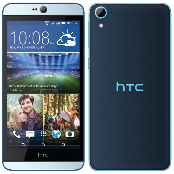 HTC Desire 826 with 5.5 inch screen officially launched in India for Rs. 25,990