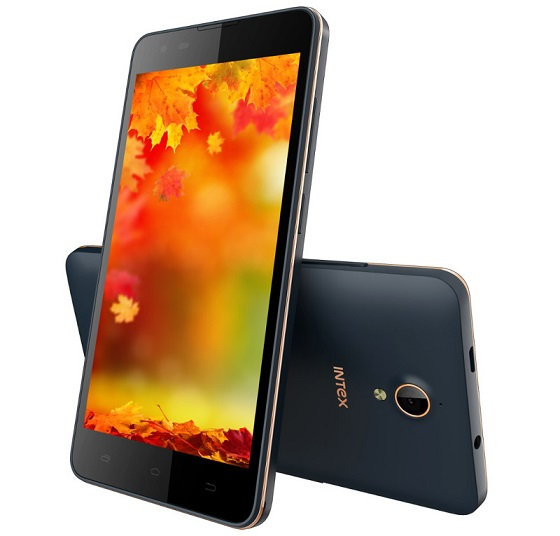 Intex Aqua HD 5.0 with 5 inch screen launched in India for Rs. 6,999