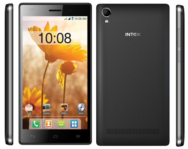 Intex Aqua Power+ released in India for Rs. 8,999