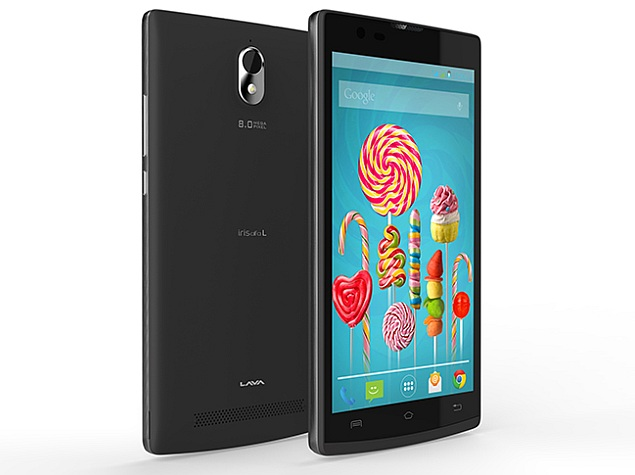 Android Lollipop powered Lava Iris Alfa L launched in India for Rs. 8,000