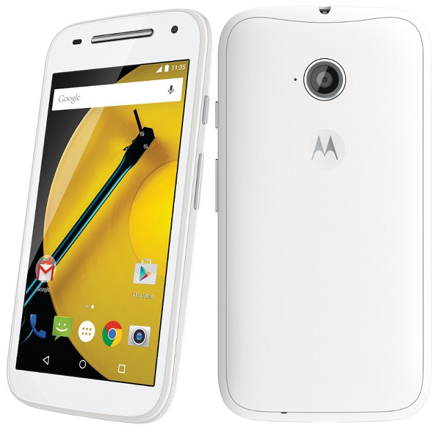 Motorola Moto E (2nd Gen) 4G to go on sale in India on Flipkart from Midnight