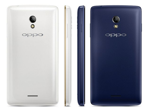 Oppo Joy Plus with 4 inch screen launched in India for Rs. 6,990
