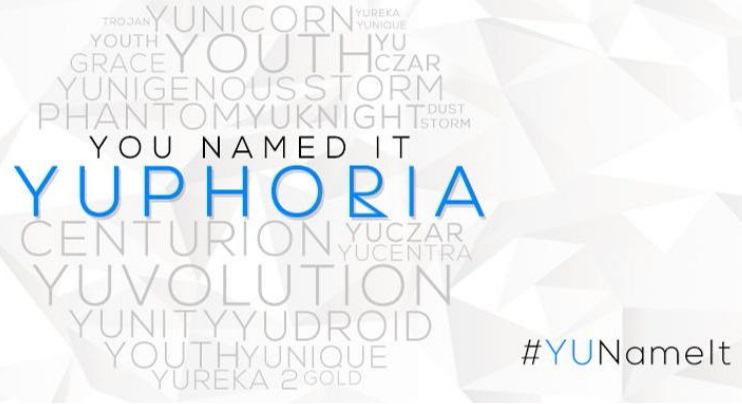 Yu Yuphoria will be the name of upcoming Project Caesar smartphone