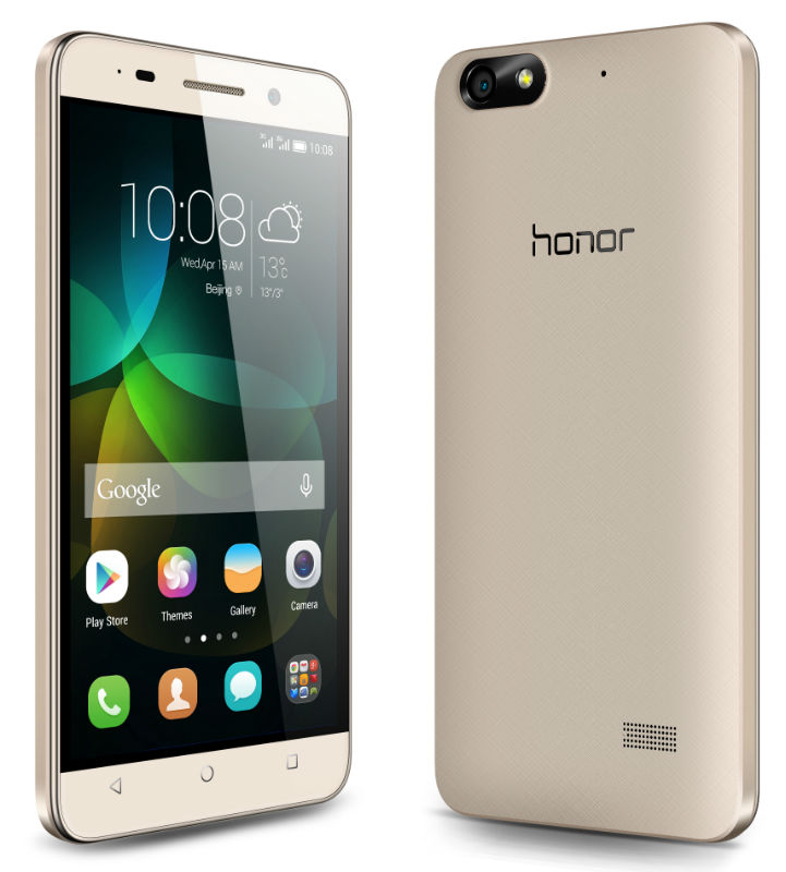 Huawei Honor 4C CHM-U01 with Octa SoC launched in India for Rs. 8,999