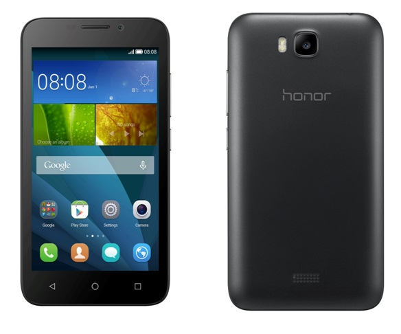 Huawei Honor Bee with 4.5 inch screen, 8MP camera announced in India for Rs. 4,999