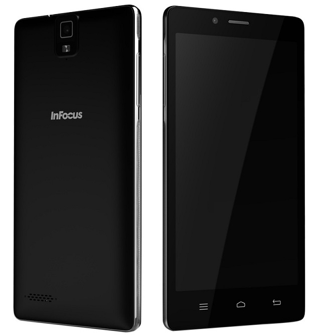 InFocus M330 Limited Edition Black color now available in India