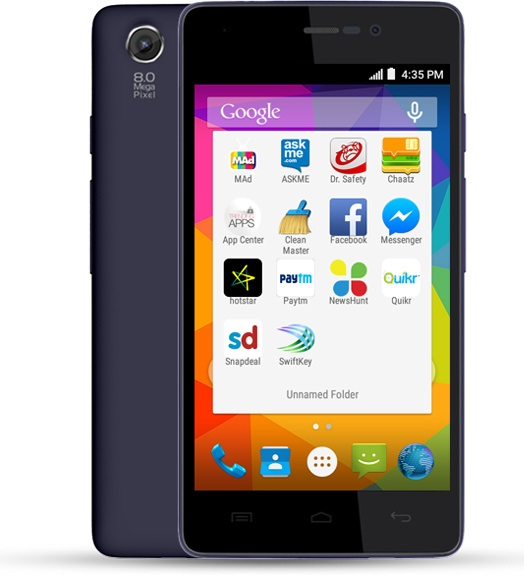 Micromax Unite 3 Q372 with Lollipop launched in India for Rs. 6,569
