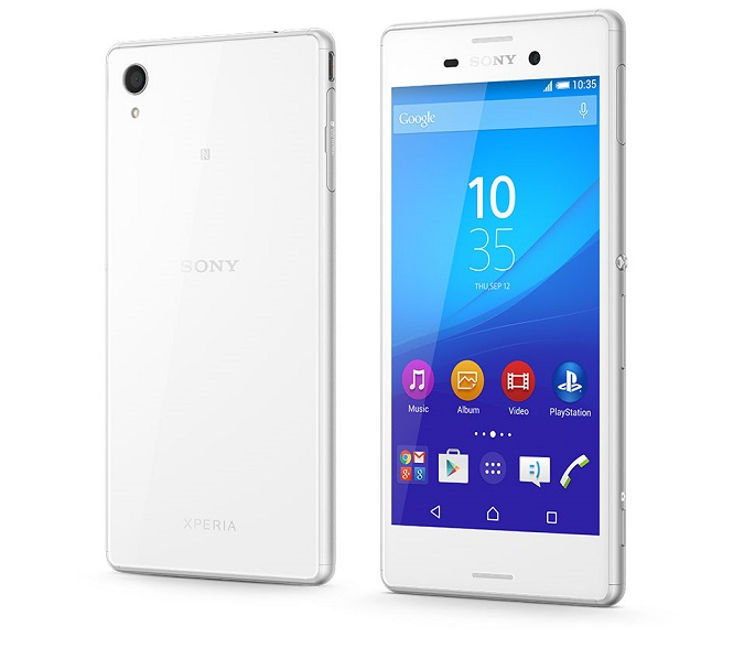 Sony Xperia M4 Aqua with 5 inch screen launched in India for Rs. 24,990