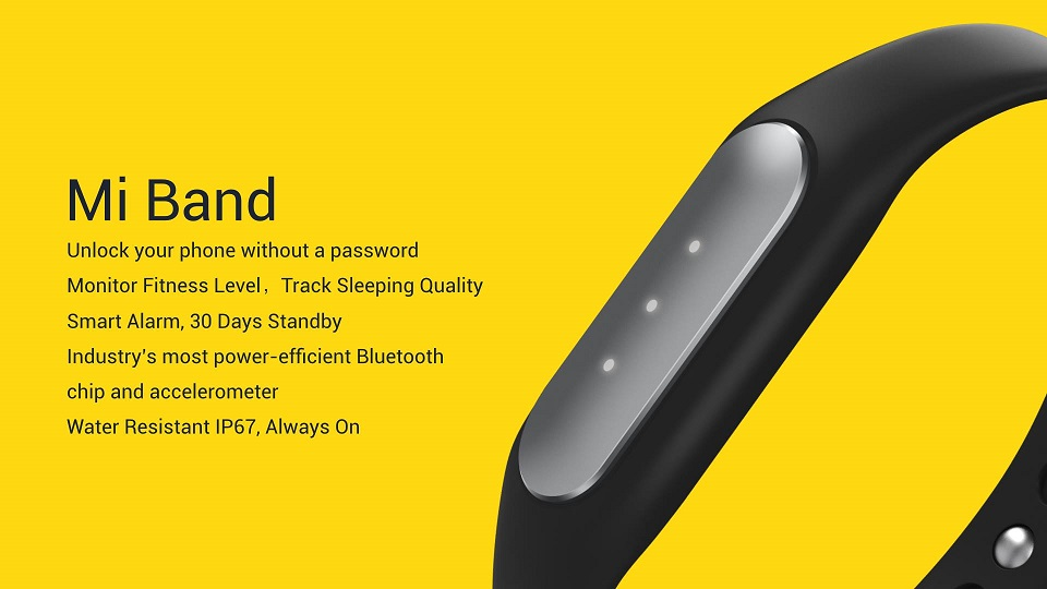 Xiaomi Mi Band to go on sale in India today at Re. 1