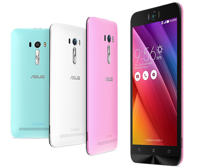 Asus ZenFone Selfie ZD551KL with Snapdragon SoC, dual 13 MP cameras announced