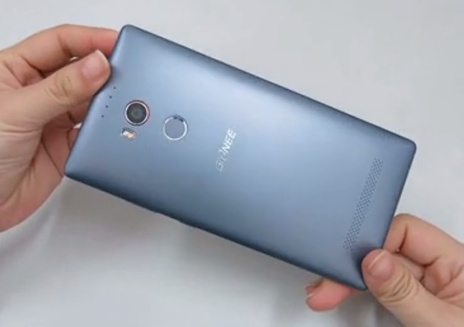 Gionee E8 leaked video shows the Elife E8 from all possible angles