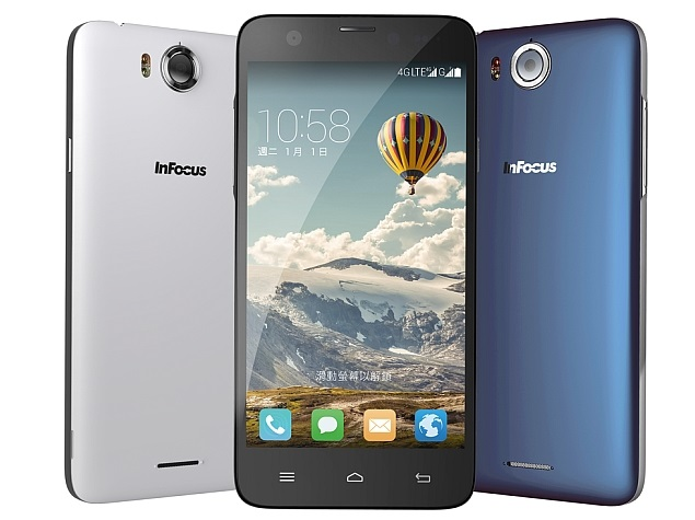 InFocus M530 with 5.5 inch screen, 4G launched for Rs. 10,999