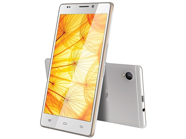 Intex Aqua Xtreme II with 5 inch screen launched at Rs. 9590