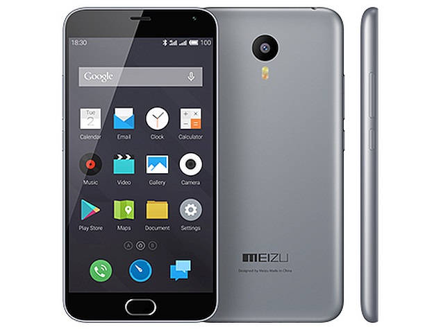 Meizu m2 note with 2GB RAM, Android Lollipop announced in China