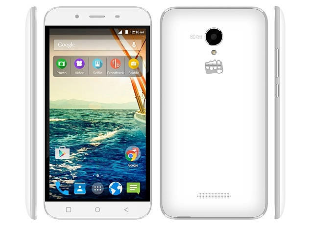 Micromax Canvas Doodle 4 Q391 with 6 inch screen launched in India for Rs. 9,499