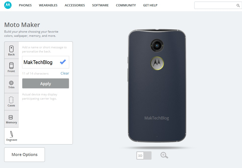 Motorola to launch its customization tool, Moto Maker in India tomorrow
