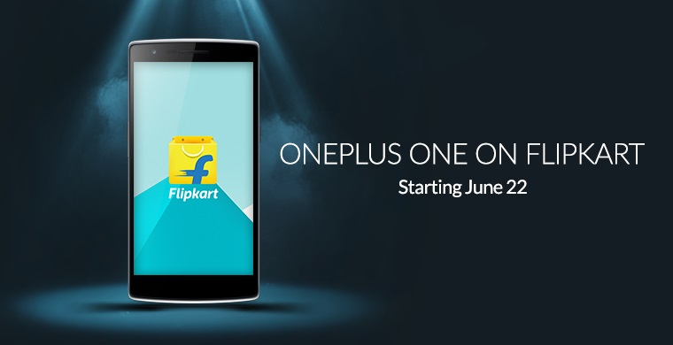 OnePlus One now available on Flipkart, price starts at Rs. 19,998