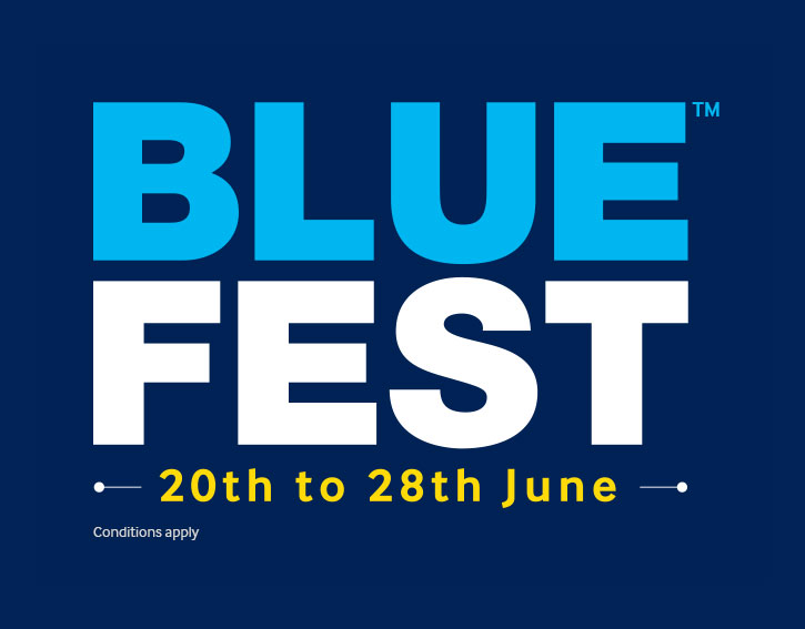 Samsung India Blue Fest