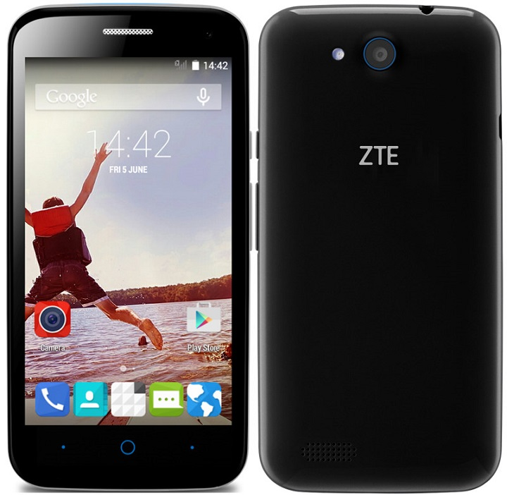 ZTE Blade Qlux 4G with 4.5 inch screen launched in India for Rs. 4,999