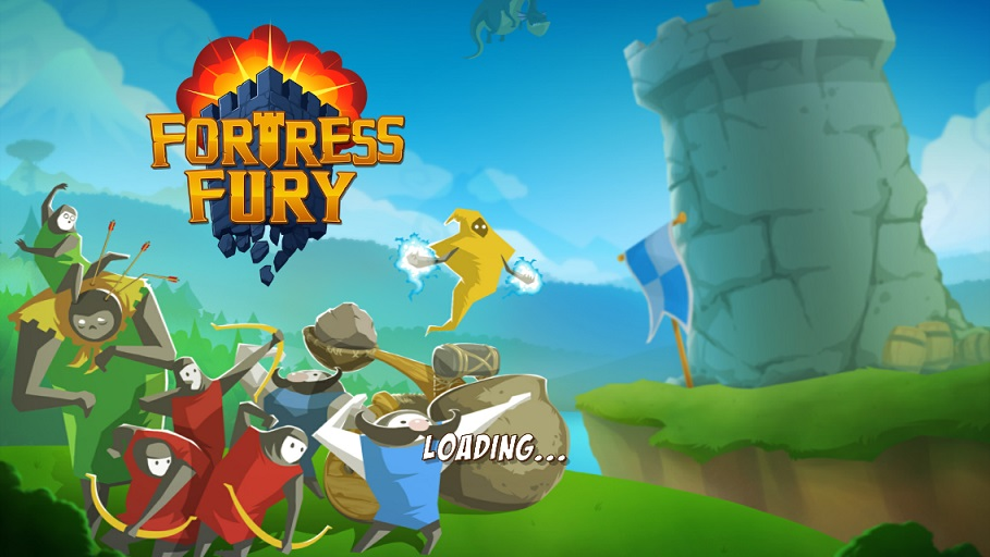 Review: Fortress Fury Game – Multiplayer game