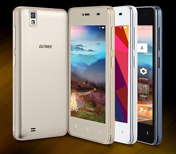 Gionee Pioneer P2M running on Android 5.1 Lollipop launched in India for Rs. 6,999