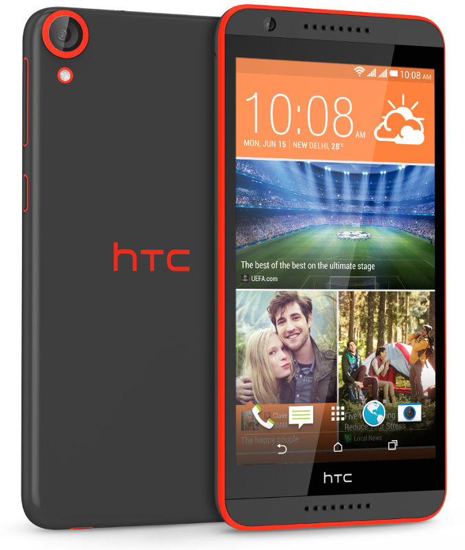 HTC Desire 820G+ Dual Sim launched in India for Rs. 19,990