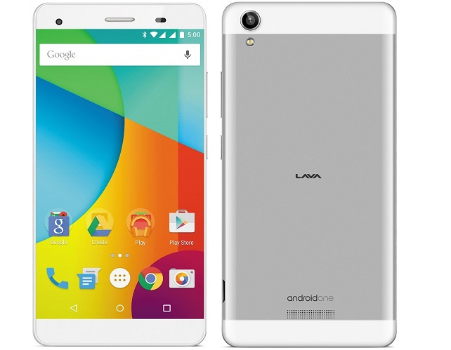 Lava Pixel V1 Android One smartphone goes official in India for Rs. 11,350
