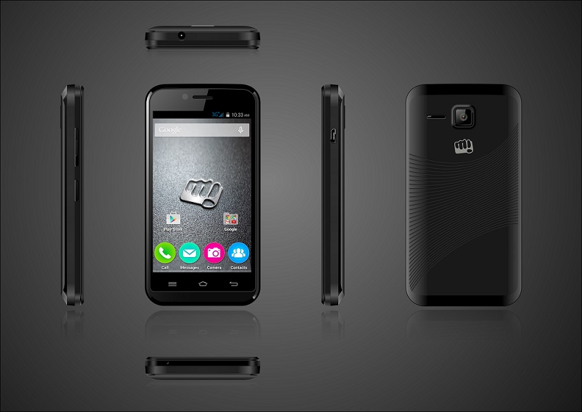 Micromax Bolt S301 with 3.5 inch screen, pouch packaging launched at Rs. 2899