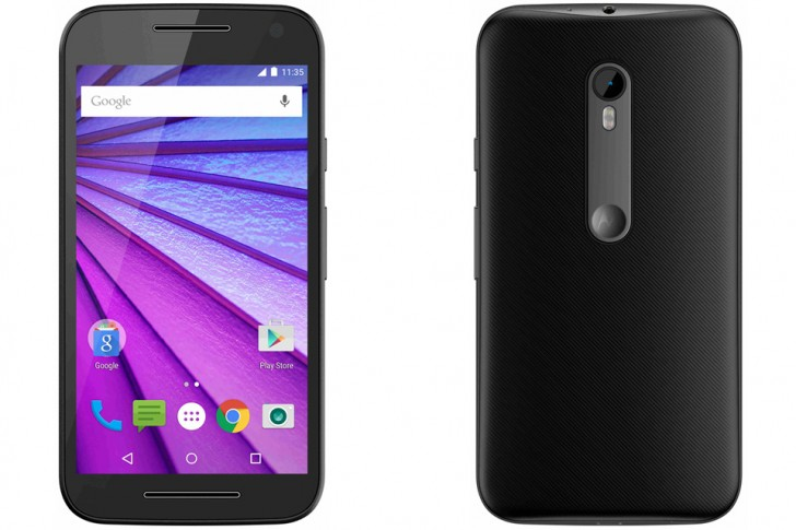 Motorola Moto G3 to come in 1GB and 2GB RAM variants