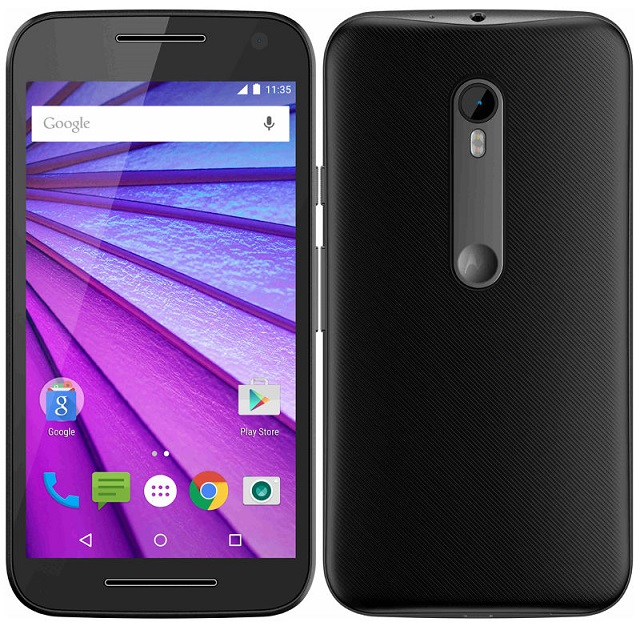 Motorola Moto G 3rd Generation with 1GB/2GB RAM variants launched in India