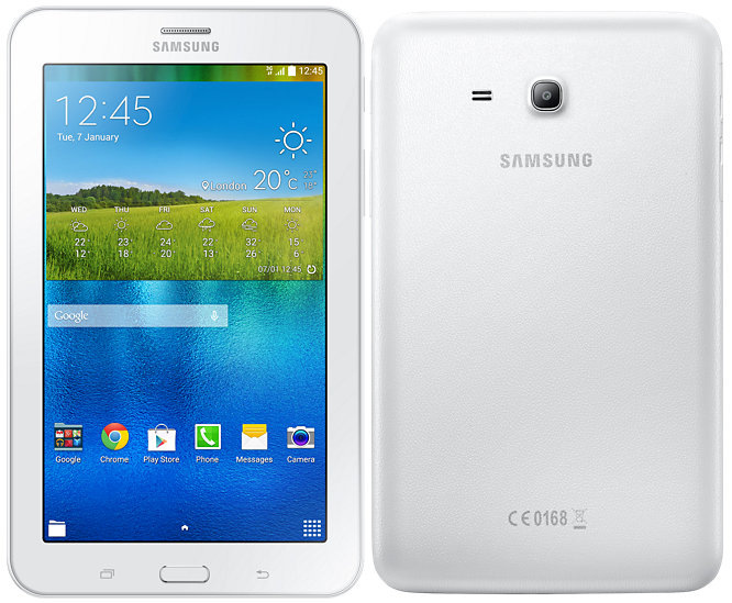 Samsung Galaxy Tab 3V T116 listed on Samsung India eStore for Rs. 10,600