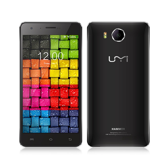 Umi Hammer available in India on Flipkart for Rs. 10,999