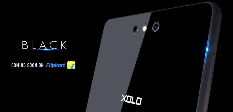 Xolo starts teasing upcoming Flipkart exclusive Dual Camera Xolo Black