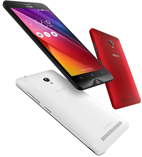 Asus ZenFone Go ZC500TG listed on company website in India