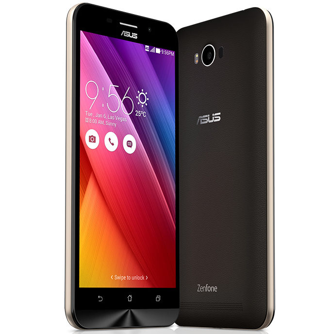 Asus Zenfone Max ZC550KL with 5000mAh Battery announced in India