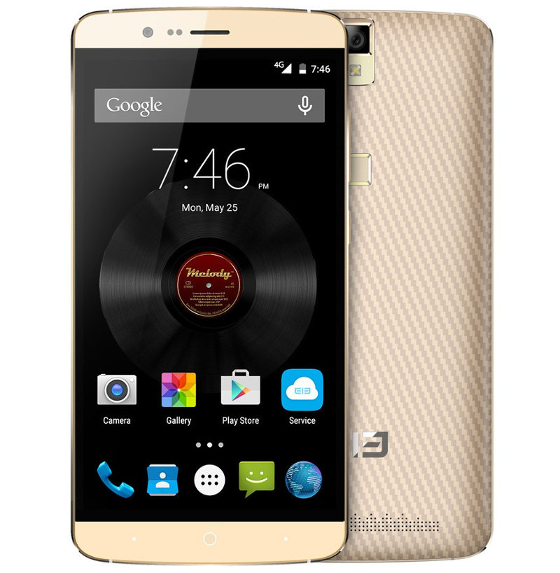 Elephone P8000 coming to India as Auxus PRIME P8000 on Snapdeal