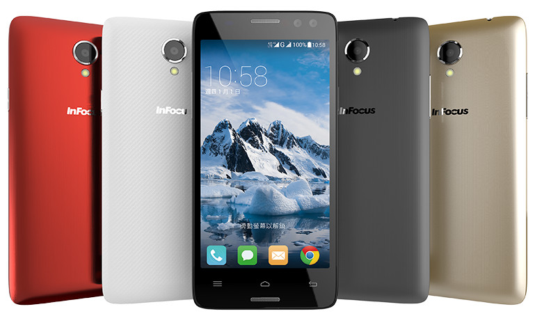 InFocus M550 3D announced in India for Rs. 15,999