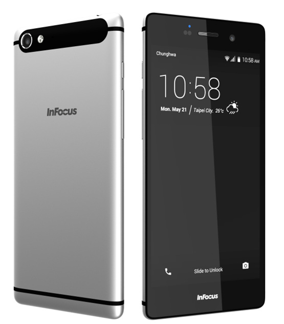InFocus M808 with Android 5 Lollipop launched in India at Rs. 12,999