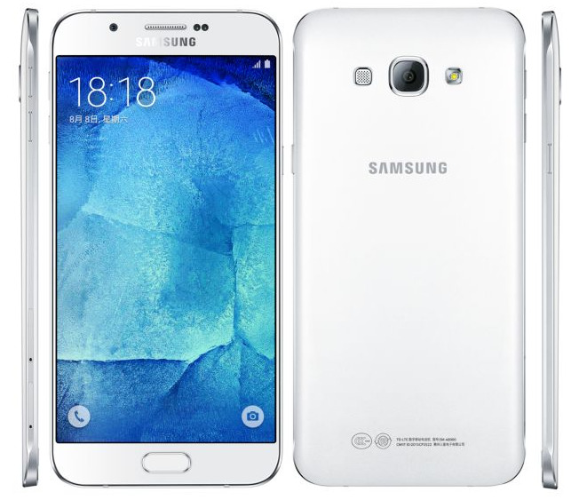 Samsung Galaxy A8 gets a slight price cut of Rs. 1,000 in India