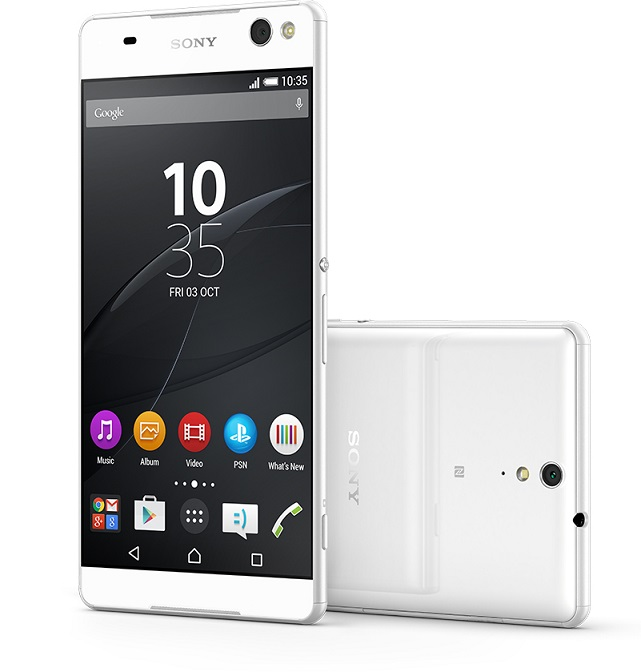 Sony Xperia C5 Ultra and C5 Ultra Dual with 6 inch screen announced