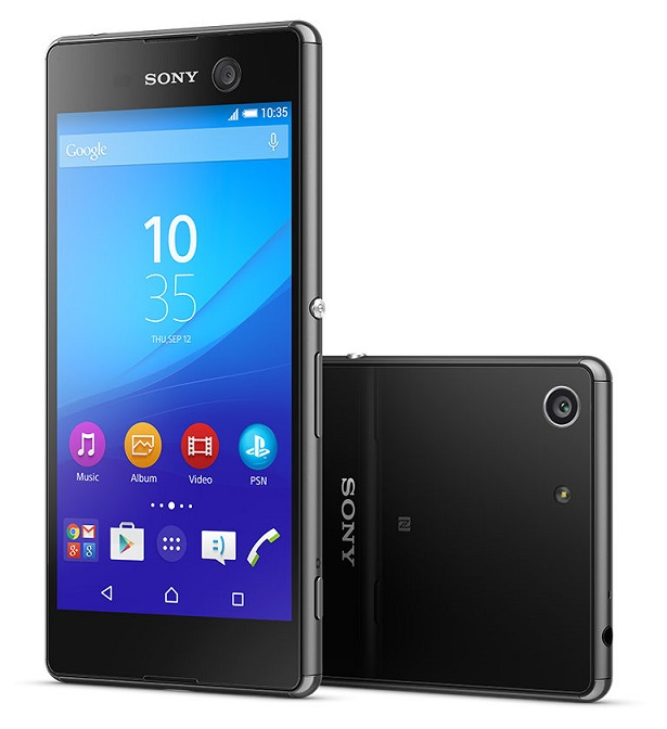 Sony Xperia M5 with Helio X10 SoC announced