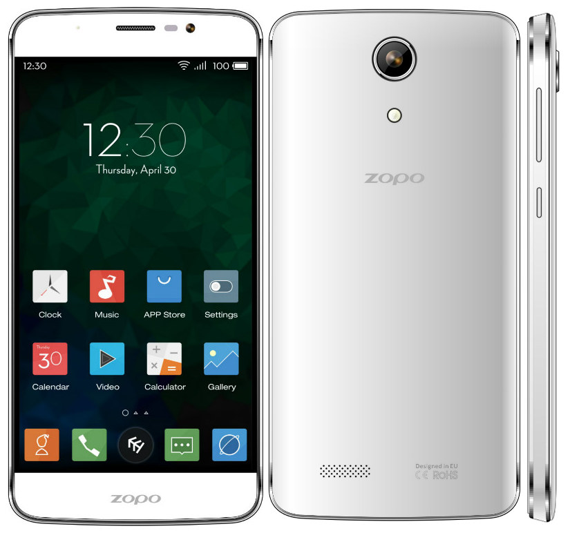 Zopo Speed 7 with 3GB RAM, Lollipop launched in India at Rs. 12,999