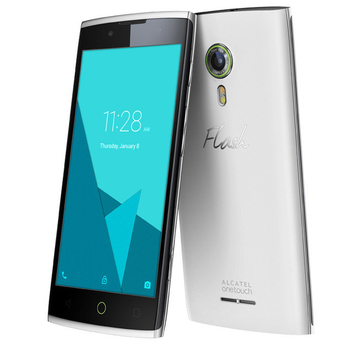 Alcatel OneTouch Flash 2 with 13 MP camera announced in India