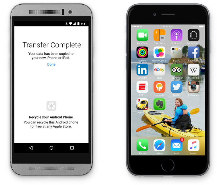 Apple to release two Android Apps this month