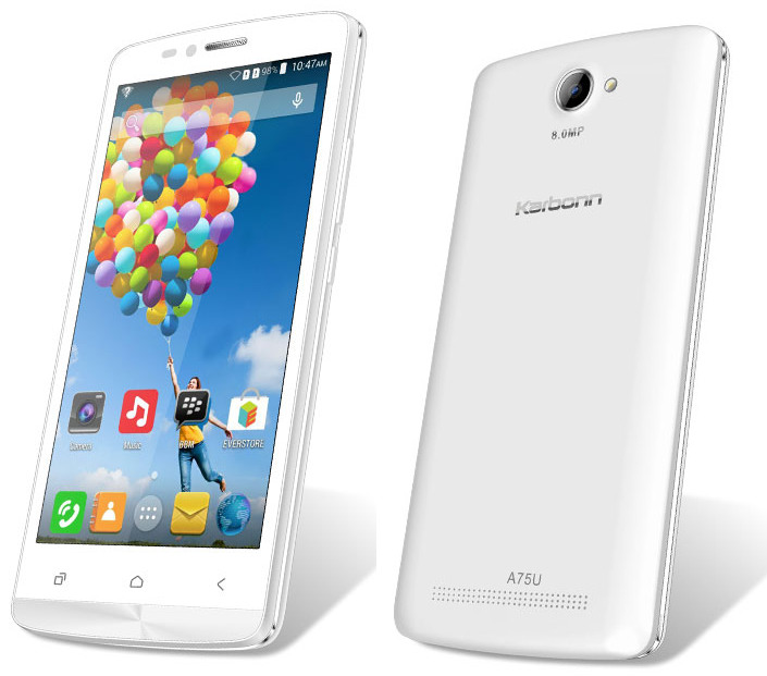 Karbonn Aura 9 with bigger 4000mAh battery launched for Rs. 6,390