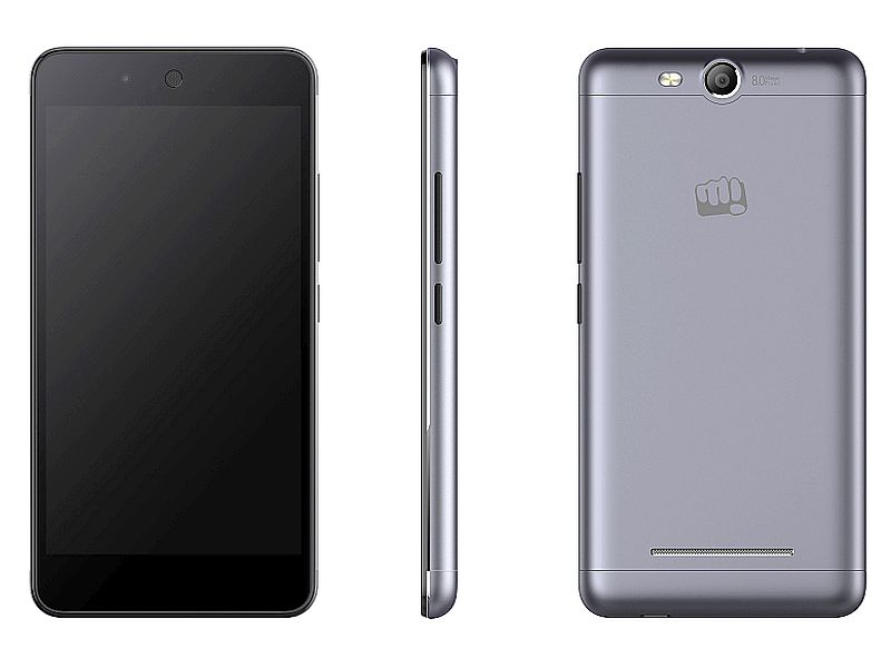 Micromax Canvas Juice 3 Q392 unveiled in India for Rs. 8,999
